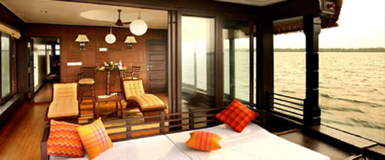 Kerala Luxury Honeymoon Package With Pool Villa And Jacuzi Villa Image