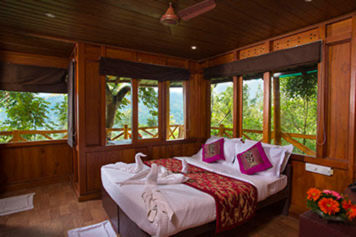 Kerala Honeymoon Package With Tree House Private Pool