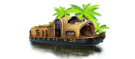 Kerala Houseboat Packages Tile Image